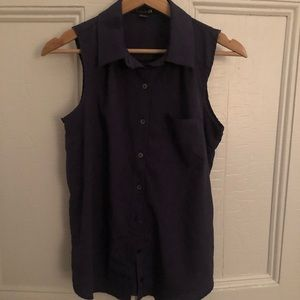 F21 Collared Blouse